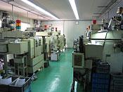 清潔な工場内