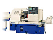 ミヤノ製CNC自動旋盤・CNCターニングセンターによる加工