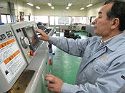 CNC自動旋盤・CNCターニングセンターによる加工