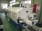 ミヤノ製CNC自動旋盤・CNCターニング加工